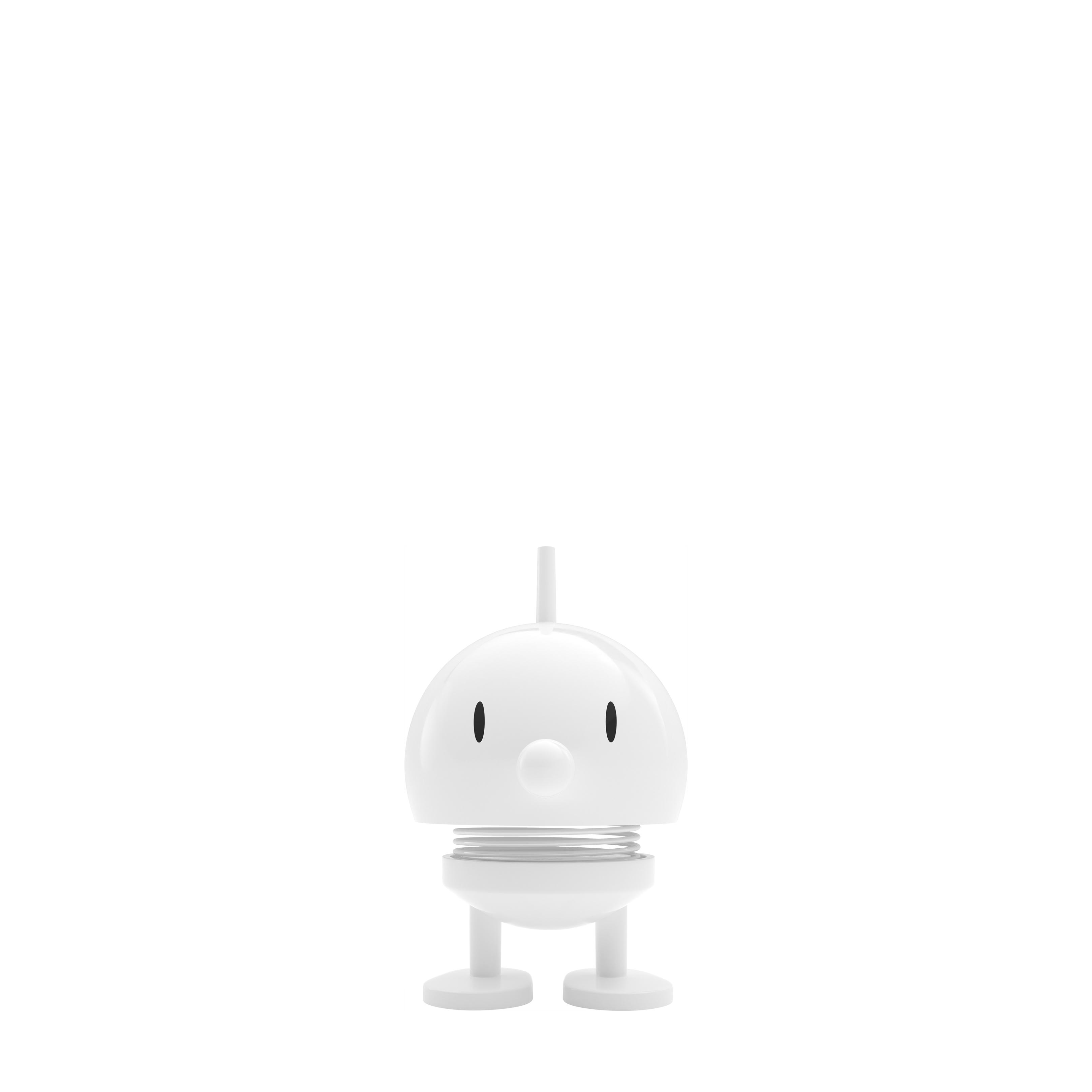 Hoptimist Baby Bumble Weiß